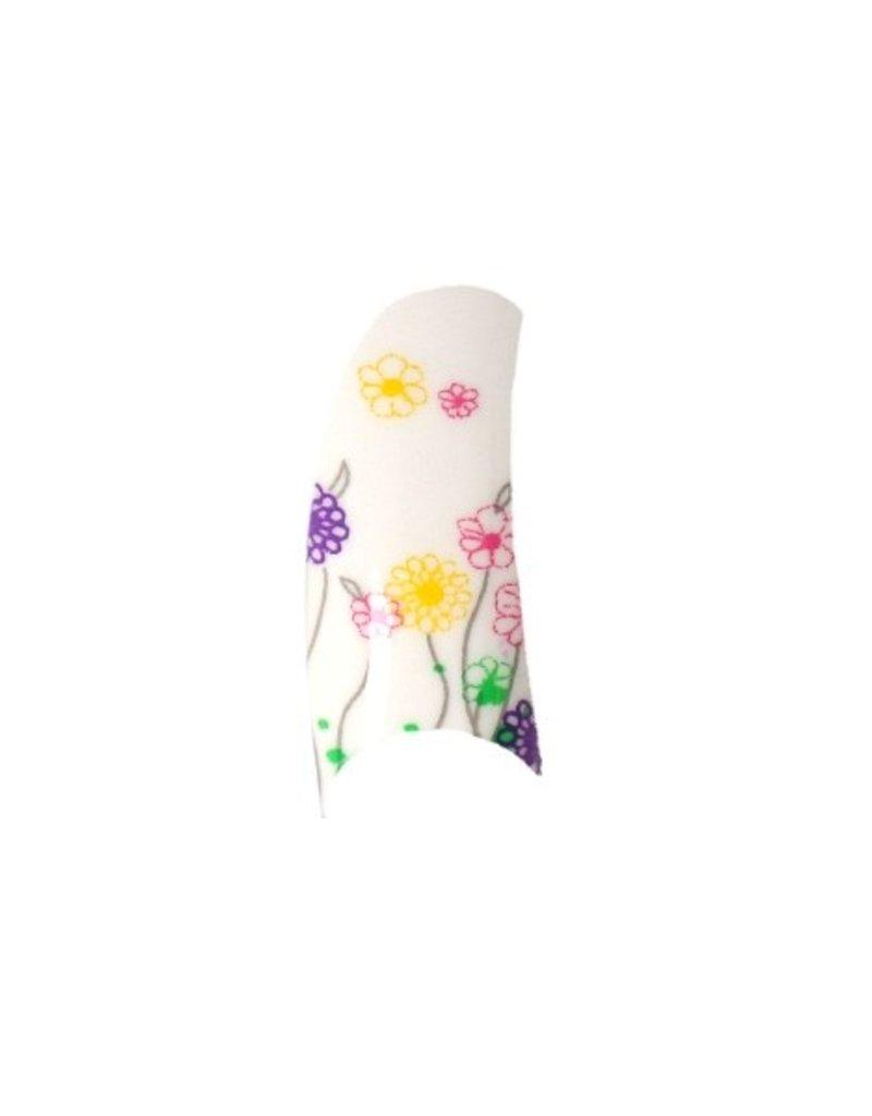 70 Airbrush Tips White/Flower