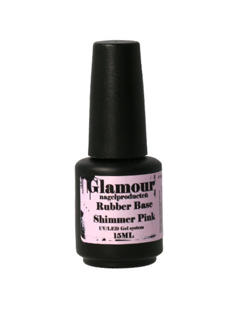 Shimmer Pink Rubber Base