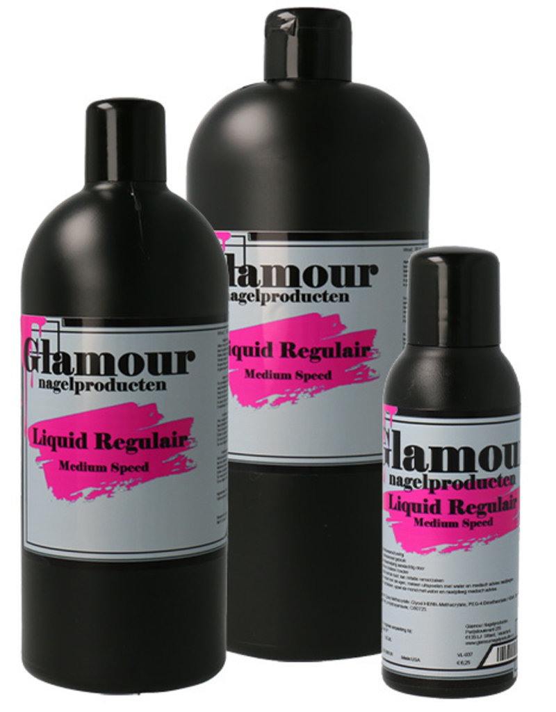 Acrylic Liquid Regular Medium Speed