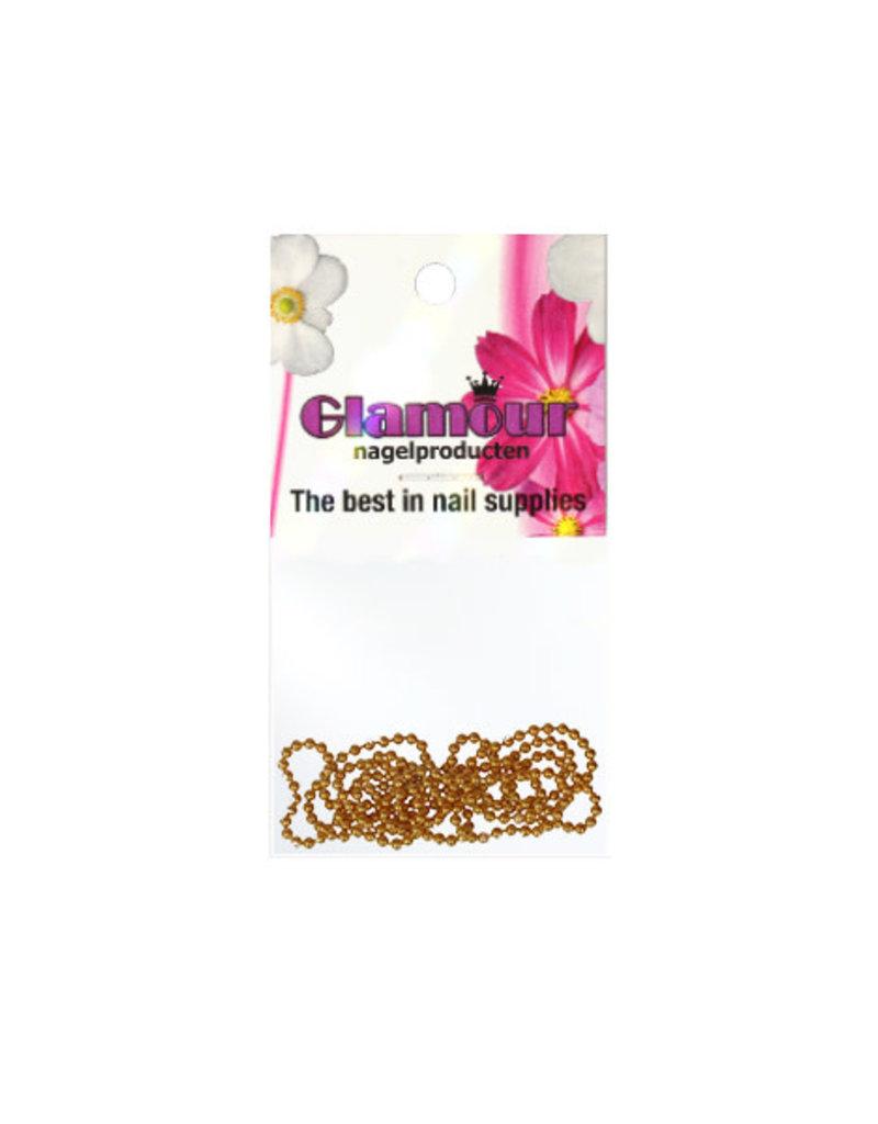 Nailart Chain Gold