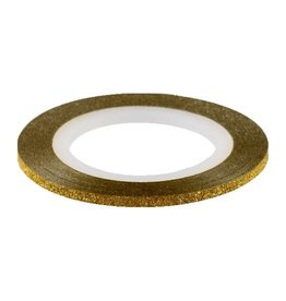 Glitter Striping Tape Gold