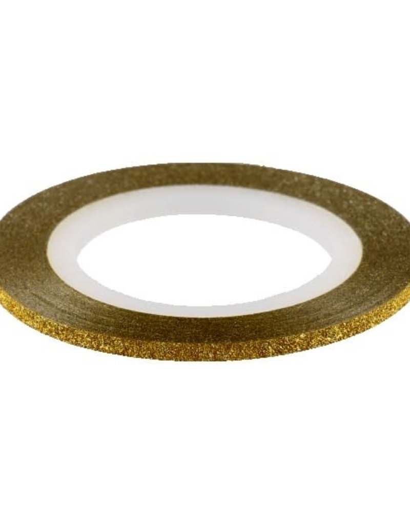 Glitter Striping Tape Gold