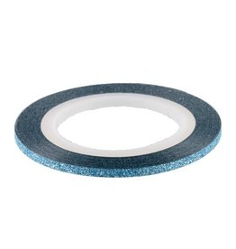 Glitter Striping Tape Light Blue