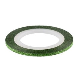 Glitter Striping Tape Light Green