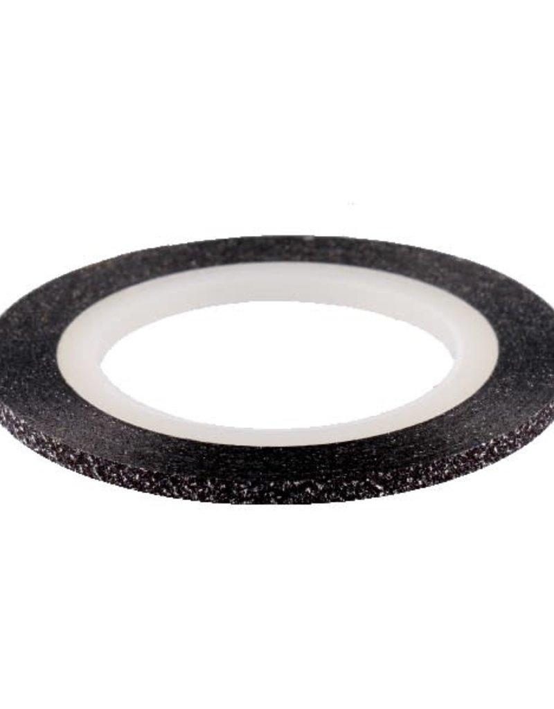 Glitter Striping Tape Black