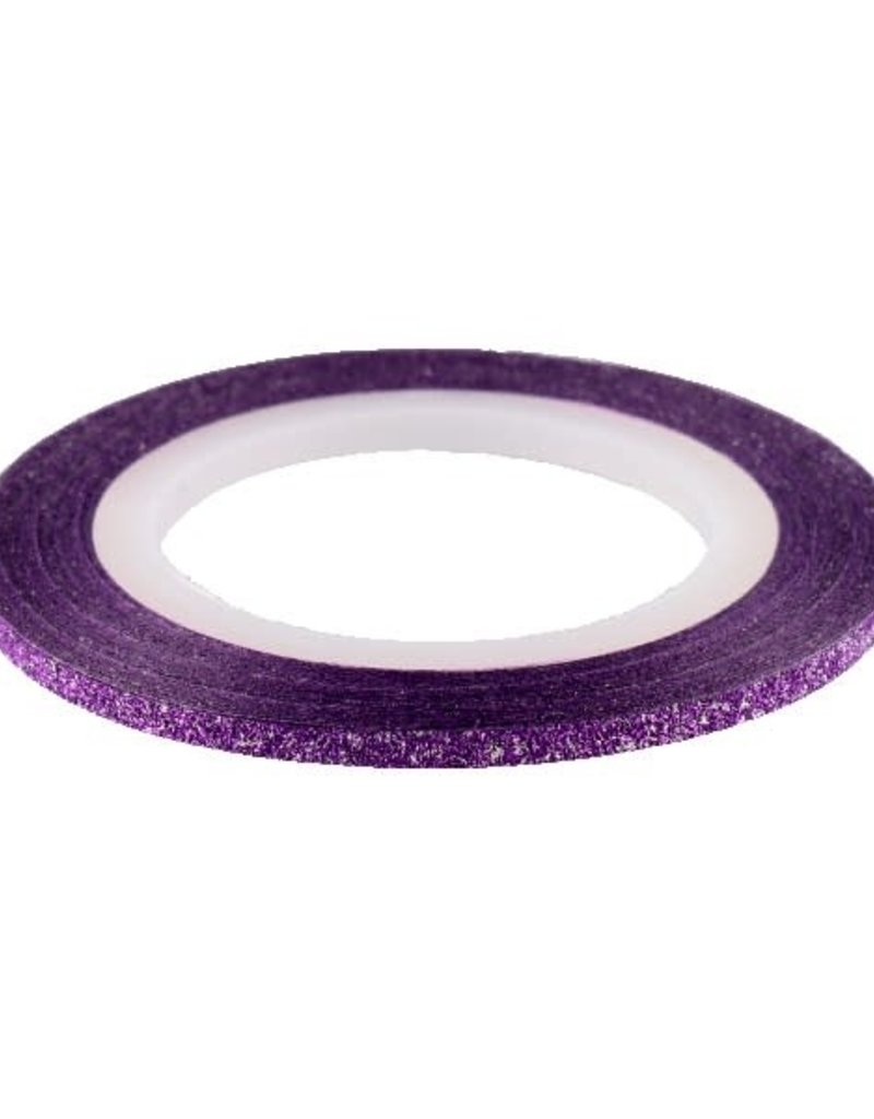 Glitter Striping Tape Violet
