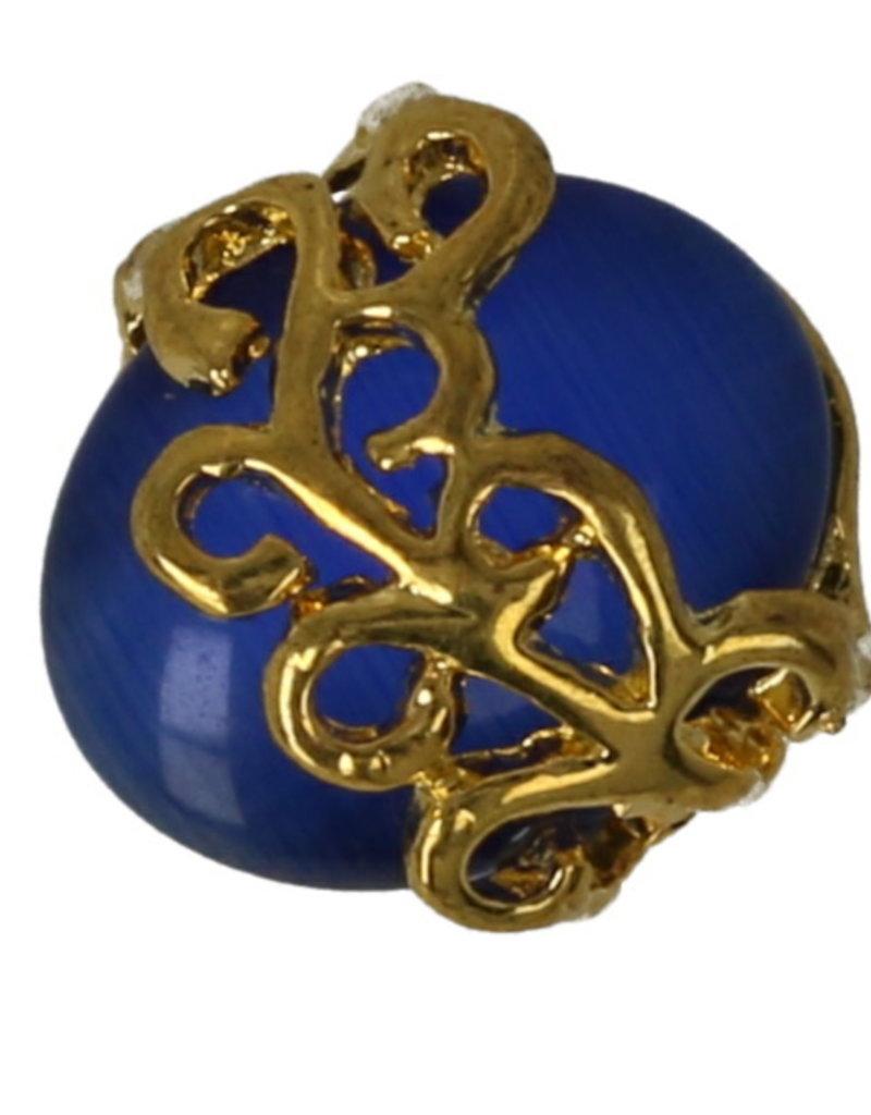 Big Stone Kobalt Goud