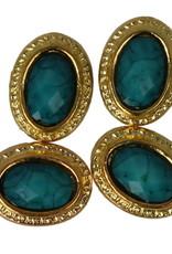 Big Stones 4 Turquoise