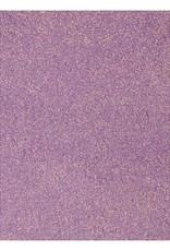 Glitterpapier Lila