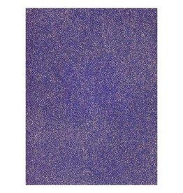 Glitter Paper Purple