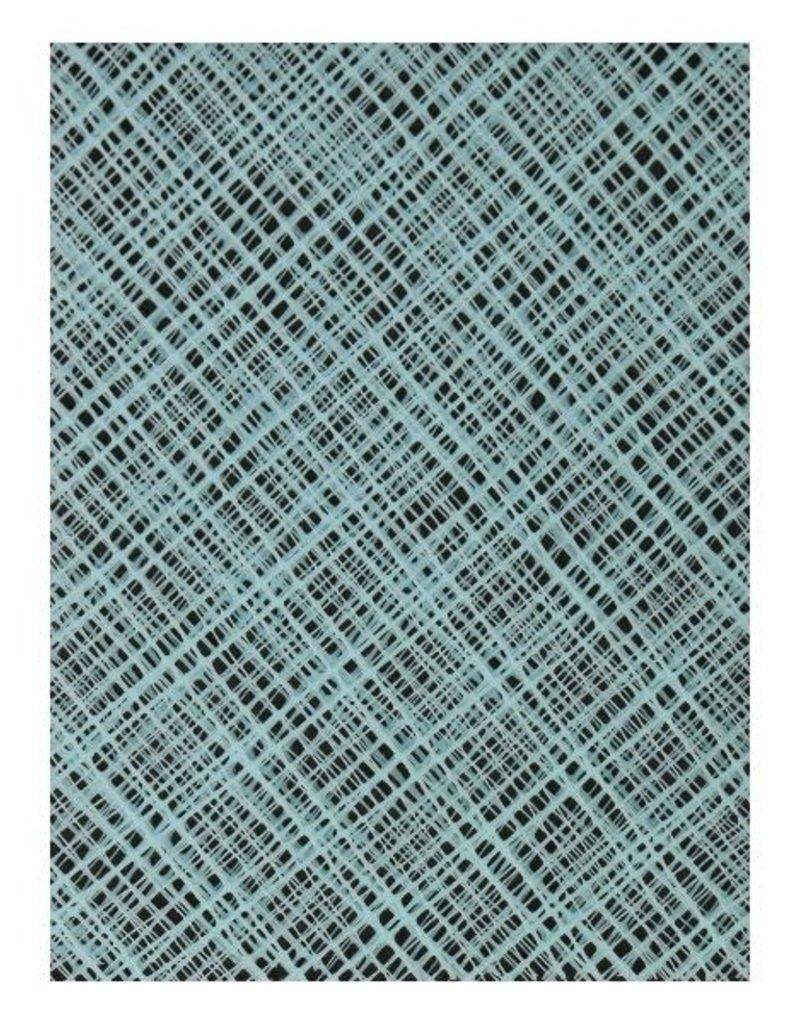 Diamond Lace Soft Blue
