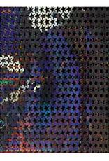 Nailart Lace Black Holographic