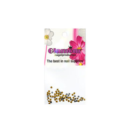 Strass Stones Square Gold