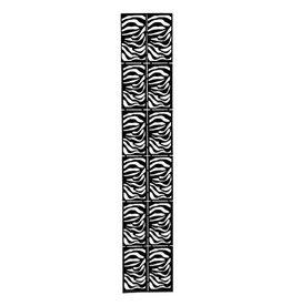 Nail Vinyls Zebra