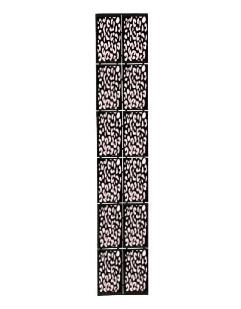 Nail Vinyls Leopard