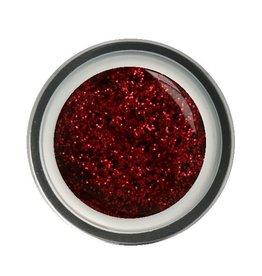 Glittergel Dark Red