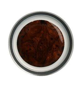 Kleurgel Metallic Choco Brown