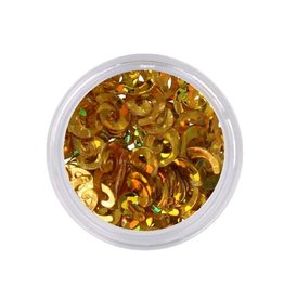 Shapes Swirl Gold
