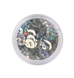 Shapes Swirl Silver