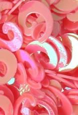 Shapes Swirl Pink
