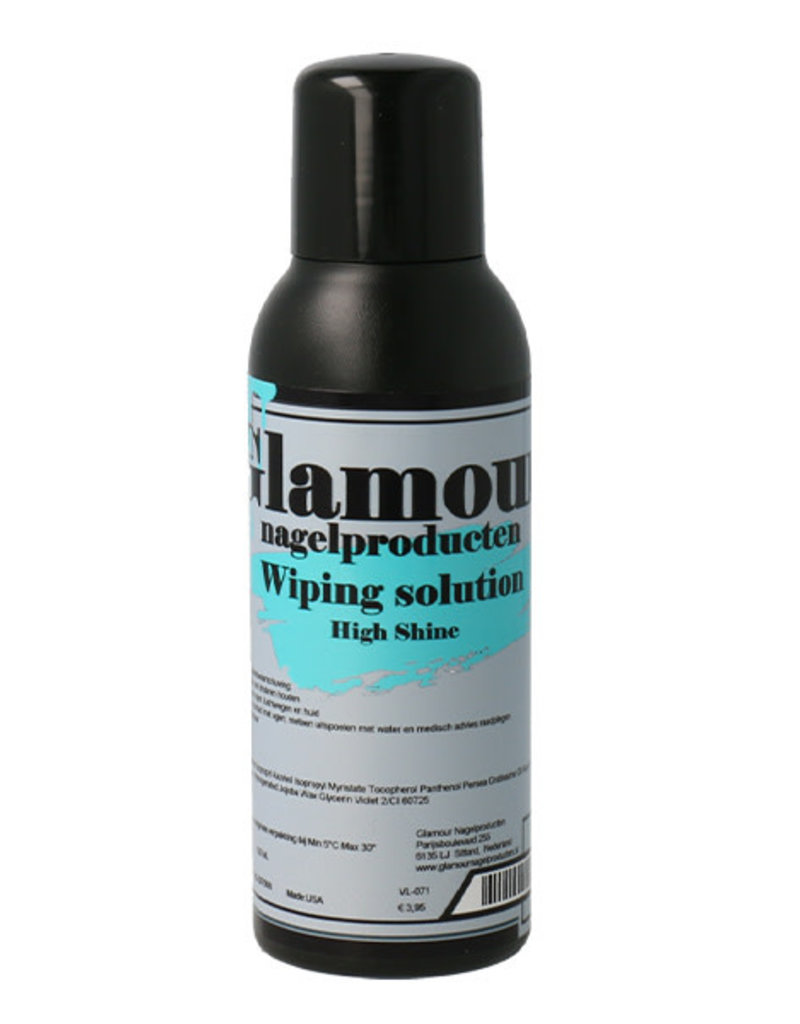 High Shine Wiping Solution