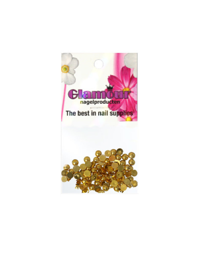 Beads Gold 4mm