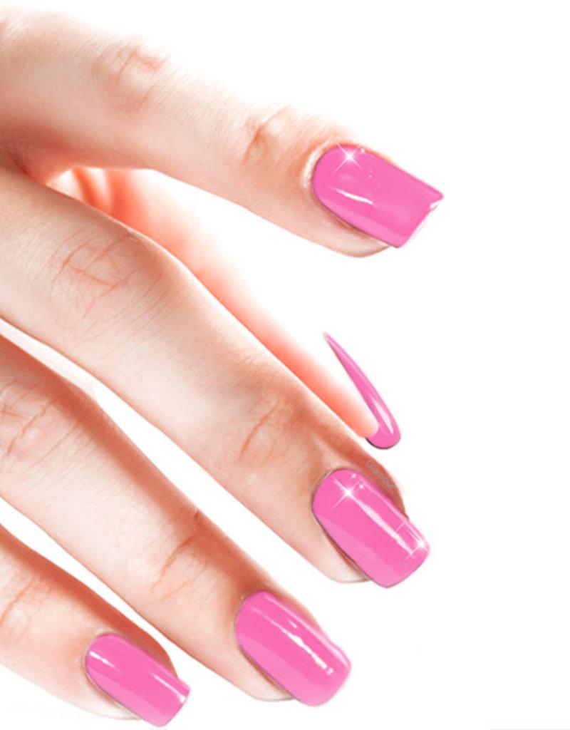 Gel On Pink Ladies