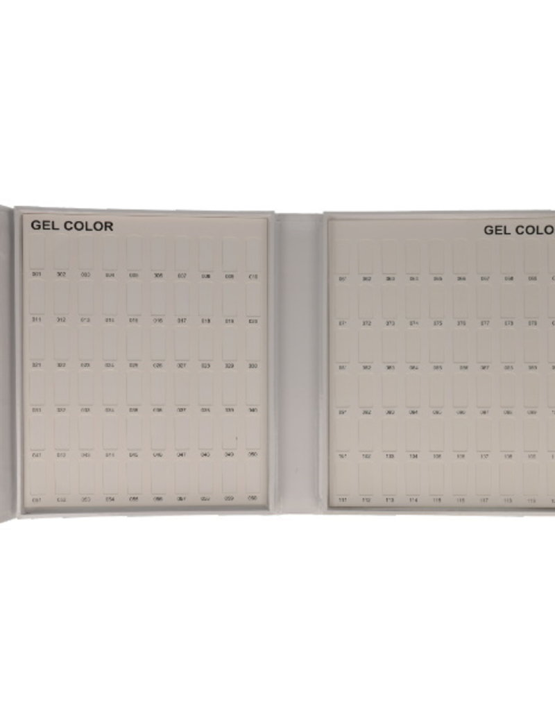 Nailart Sample Folder
