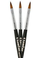 Acrylic Brush NR 6 Black