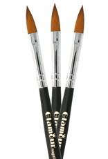 Acrylic Brush NR 12 Black