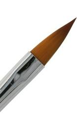 Penseel Acryl Ovaal Flat Wood NR 12