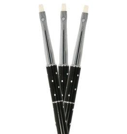 Gel Brush One Stroke Black NR 2