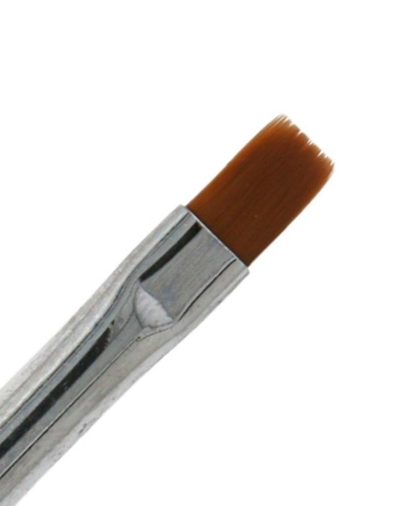 Nailart Brush Zwart