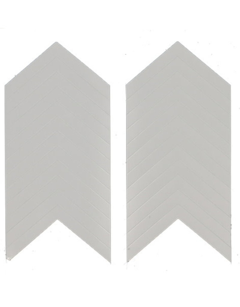 French Nail Template Deep Point