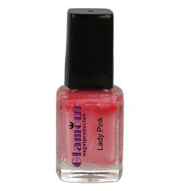 Stamping Nailpolish Lady Pink