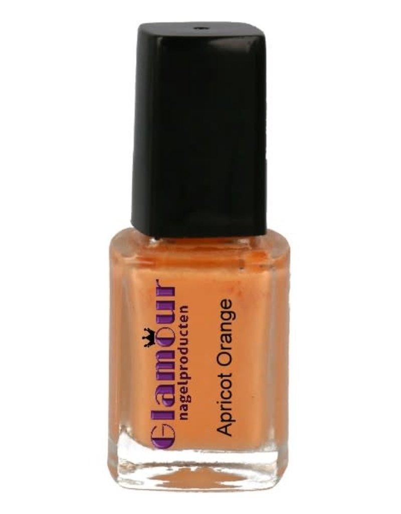 Stamping Nailpolish Apricot Orange