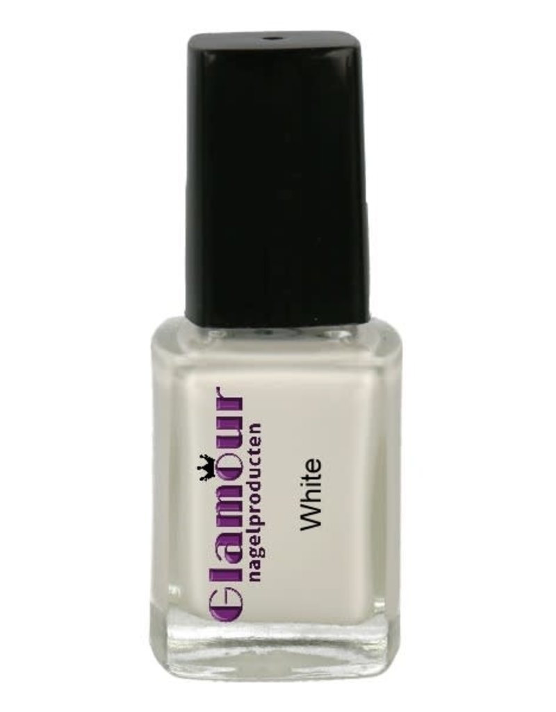 Stamping Nailpolish White
