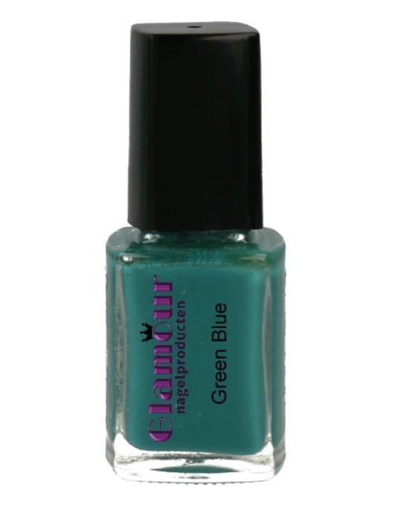 Stempellak Green Blue