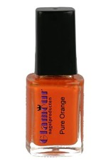 Stamping Nailpolish Pure Orange