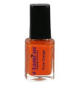 Stamping Nailpolish Pure Orange