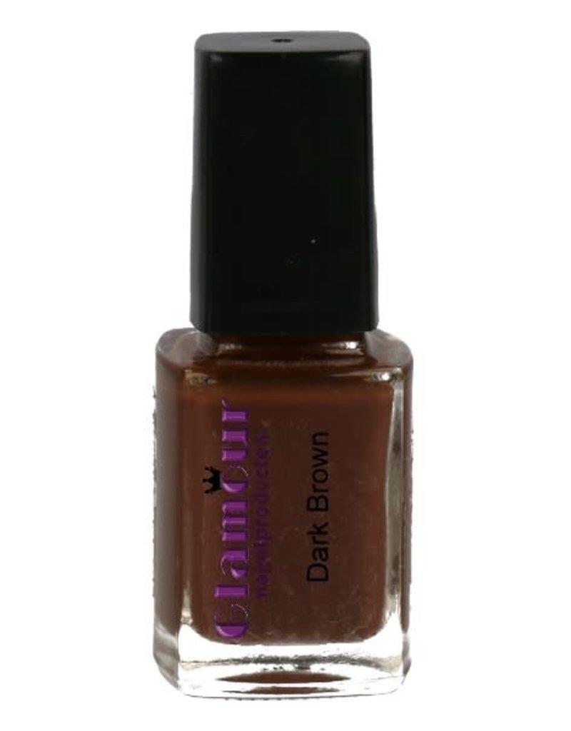 Stamping Nailpolish Dark Brown