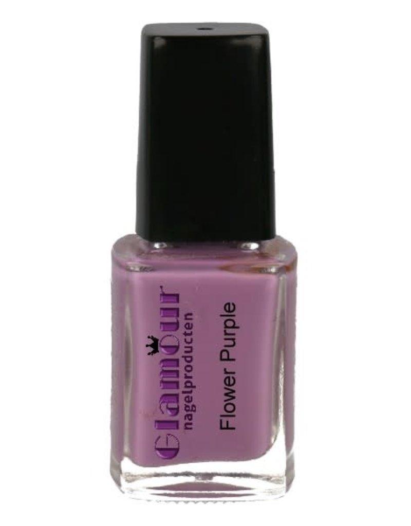 Stempellak Flower Purple