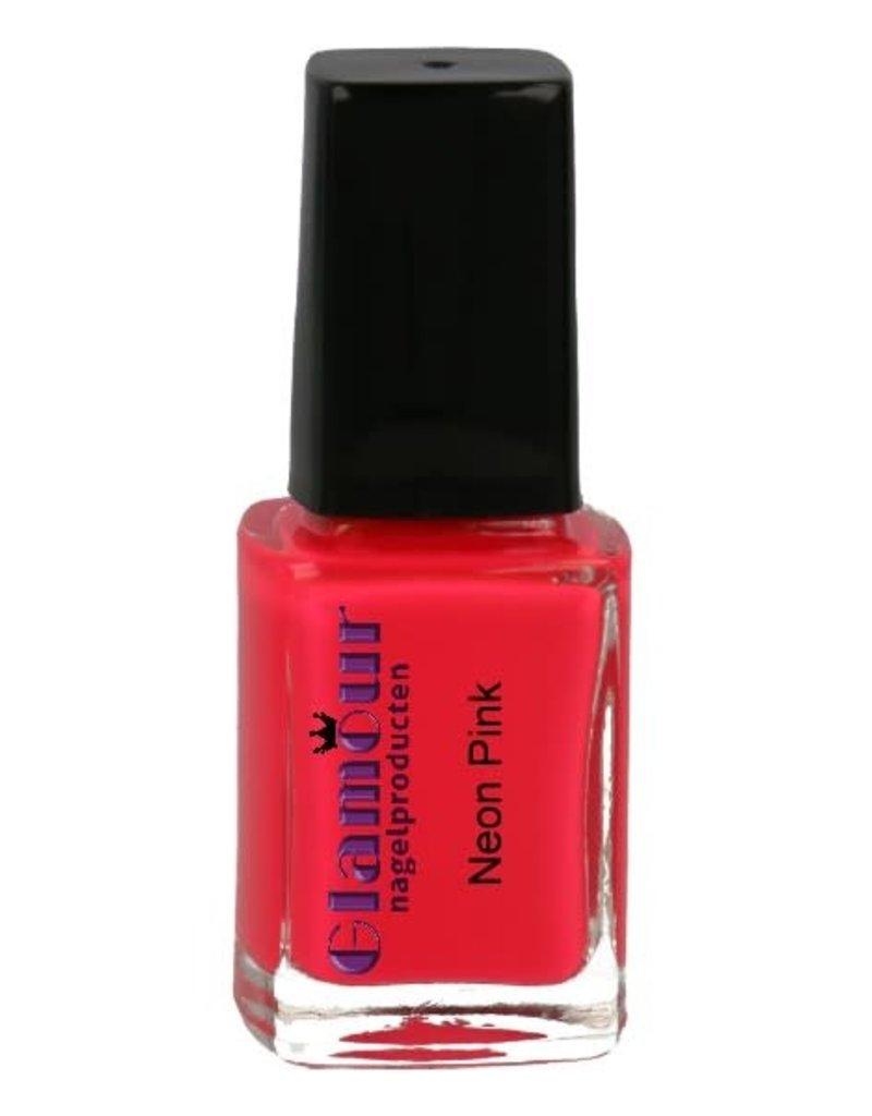 Stamping Nailpolish Neon Pink