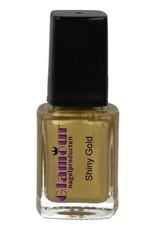 Stamping Nailpolish Shiny Gold