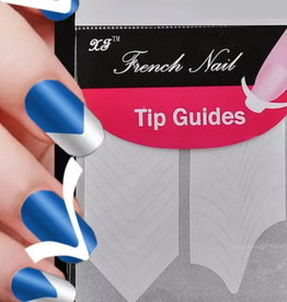 French Nail Templates 5