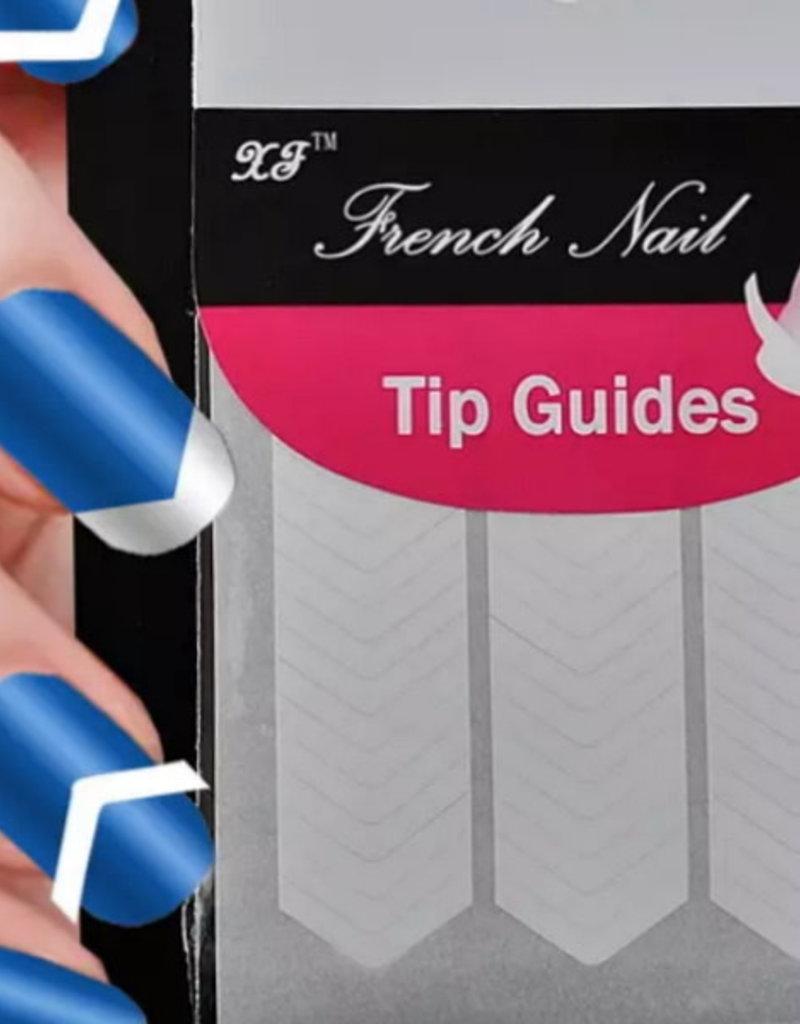 French Nail Templates 6