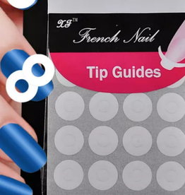 French Nail Templates 7