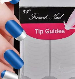 French Nail Templates 8