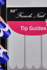 French Nail Templates 11