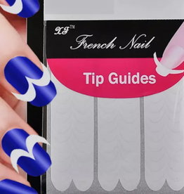 French Nail Templates 11